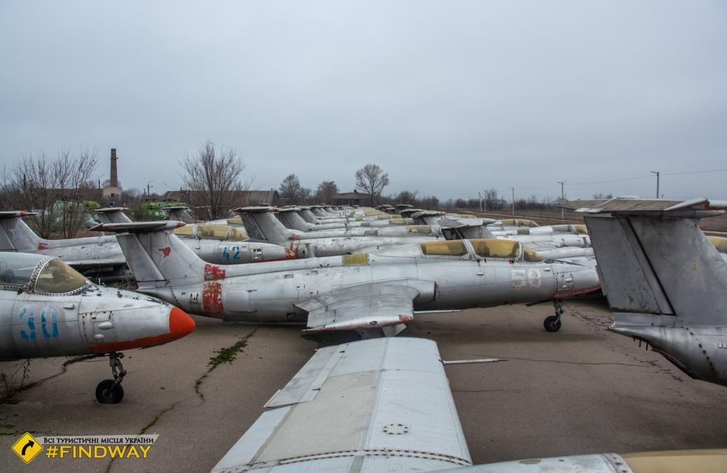 Колишня авіабаза аеродрому Широке, Запоріжжя