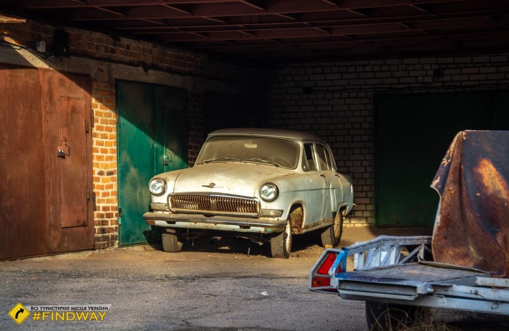 Музей ретро авто «Автореликвия», Харьков