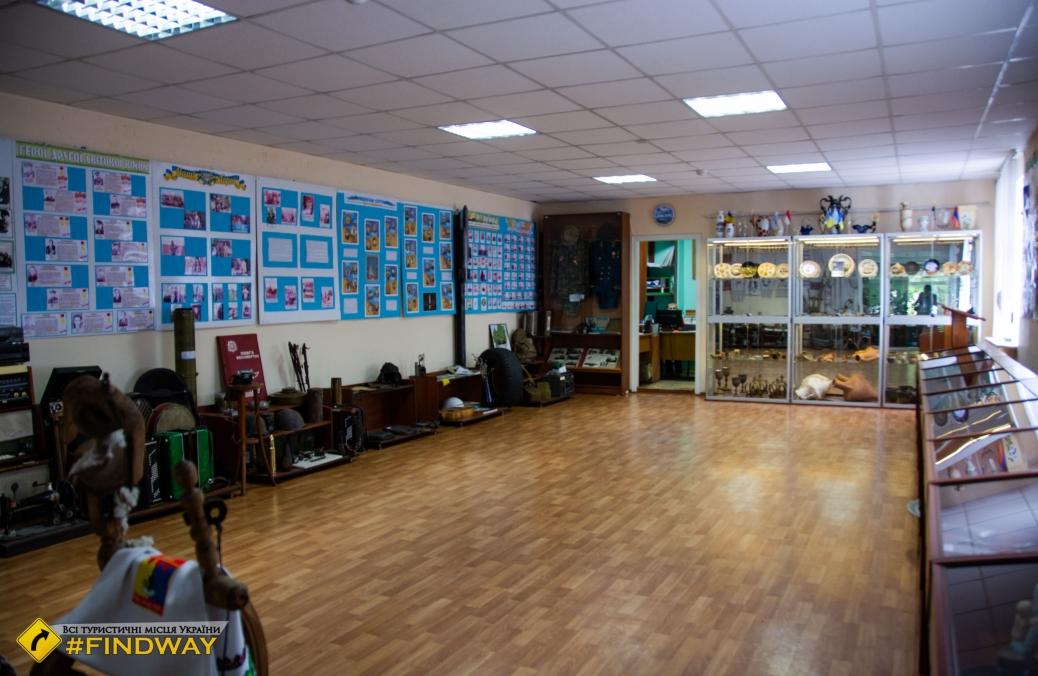 Краєзнавчий музей та галерея Сузір'я, Гола Пристань