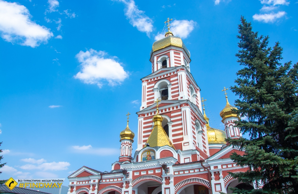 St. Panteleimon Church, Kharkiv