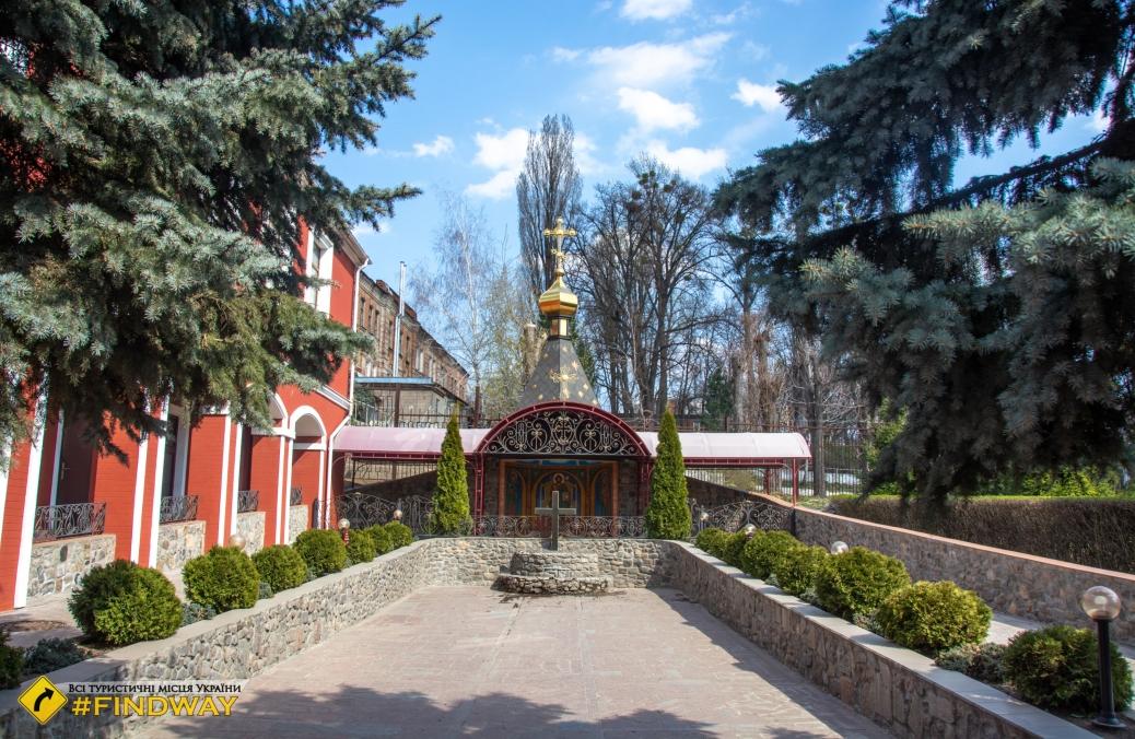 Свято-Пантелеймоновский храм, Харьков