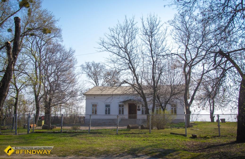 Путевой дворец, Чугуев