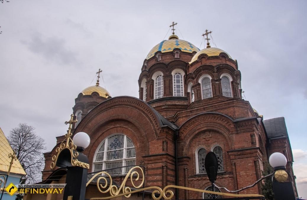 Church of Kazan Mother of God, Kharkiv