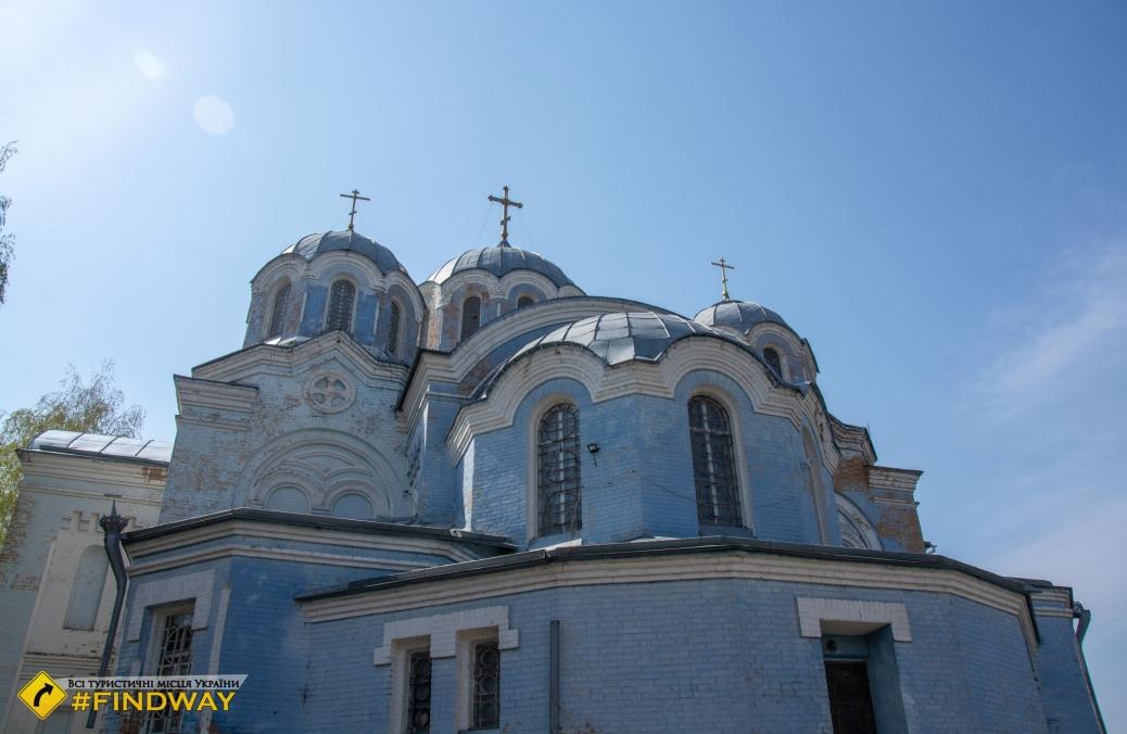 Церква на честь Вознесіння Господнього (1898р), Бобринець