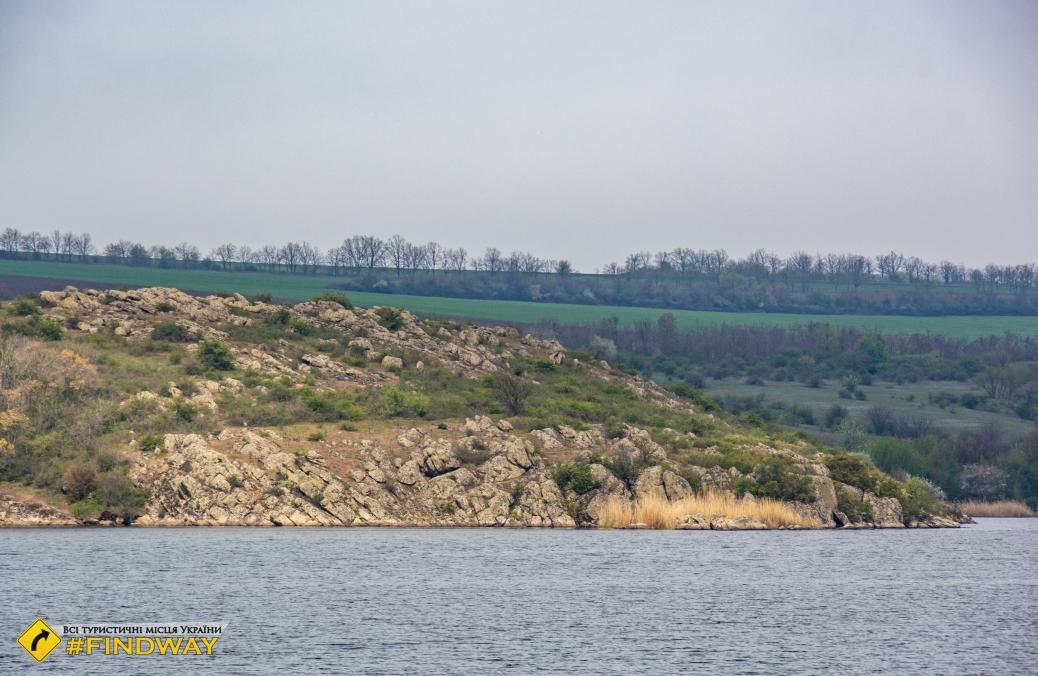 Island of Thoughts, Oleksandrivka