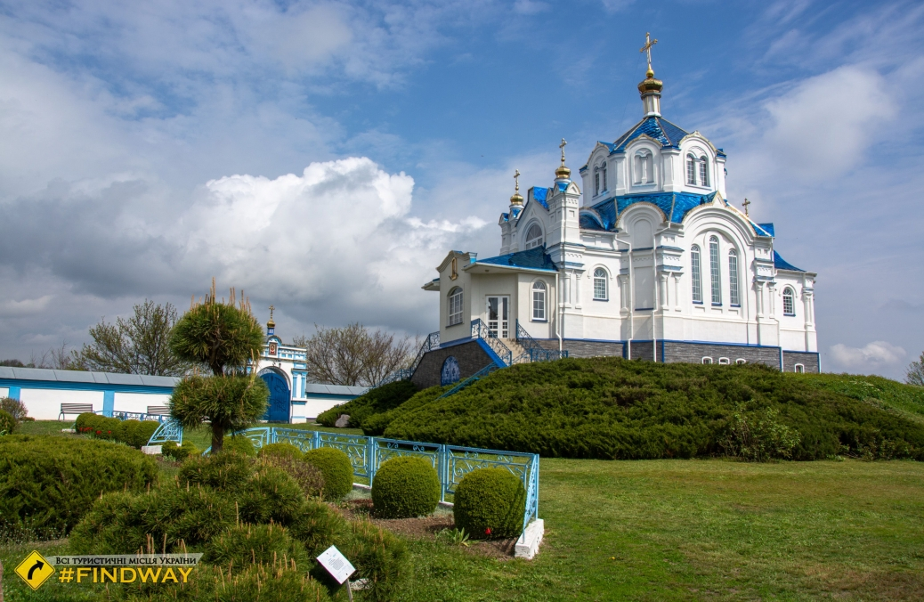 Church of Annunciation, Mhar