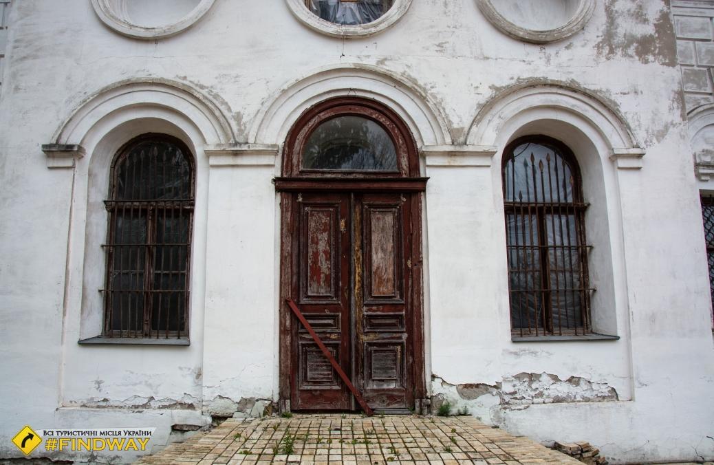 Георгіївська церква (1817р), Качанівка