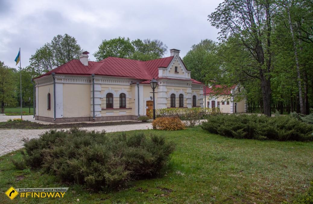 Kochubey House Museum, Baturyn