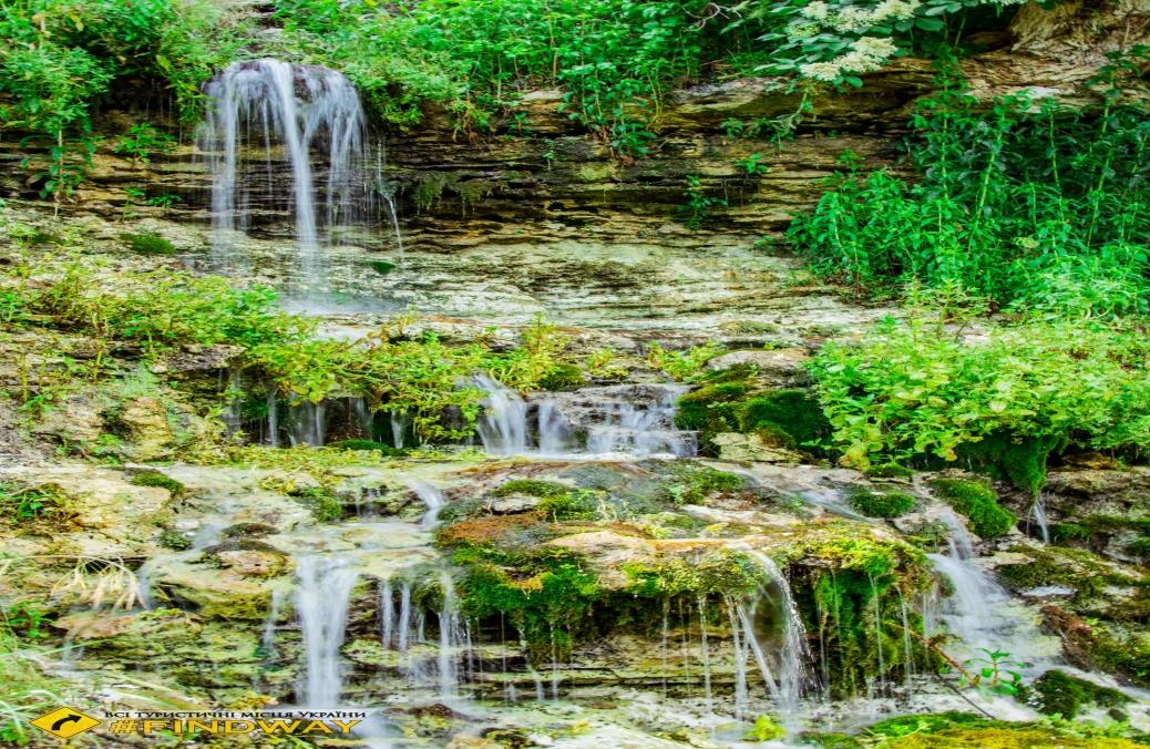 Водопады Трубецкого, Казацкое