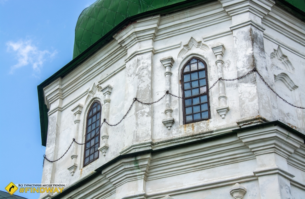 Resurrection Church (1690), Sedniv