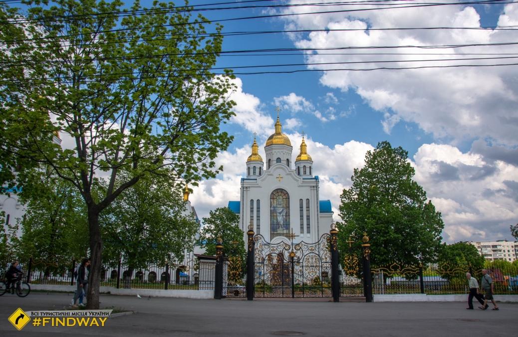 Храм всех святых Черниговских, Чернигов