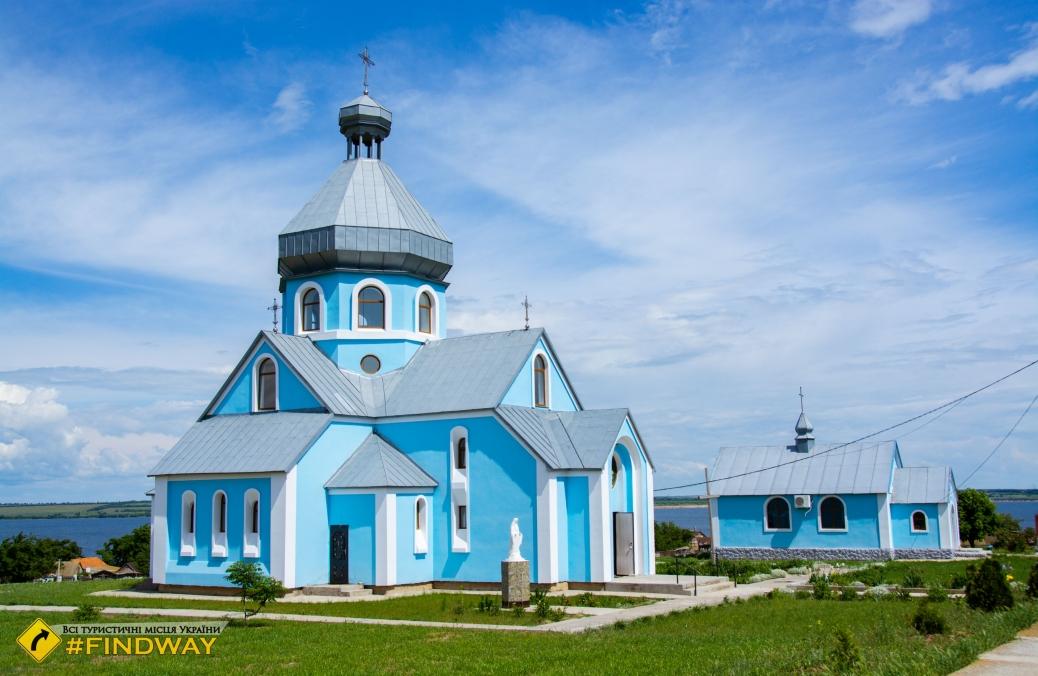 Українська греко-католицька церква, Шведське село Зміївка
