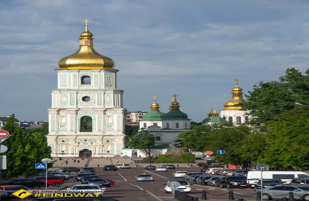 St. Sophia Cathedral, Kyiv