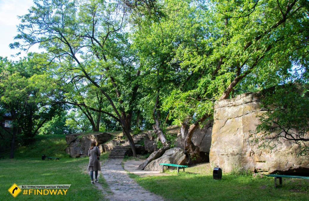 Castle Hill (Zamkova gora), Chihirin National Historical and Cultural Reserve