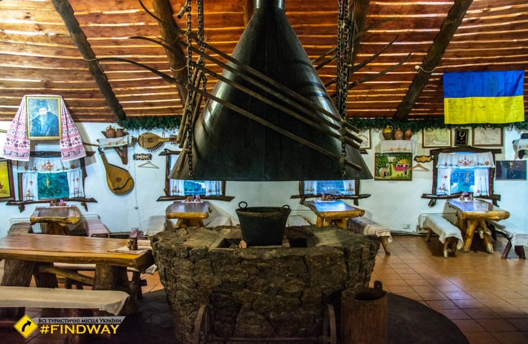 «Дикий Хутор», Музейно-ресторанный комплекс, Буда