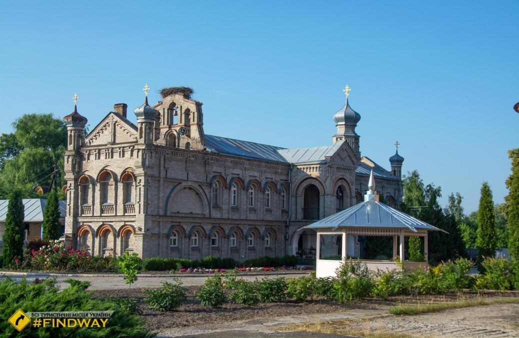 St. Nicholas Church (1885), Myropillya