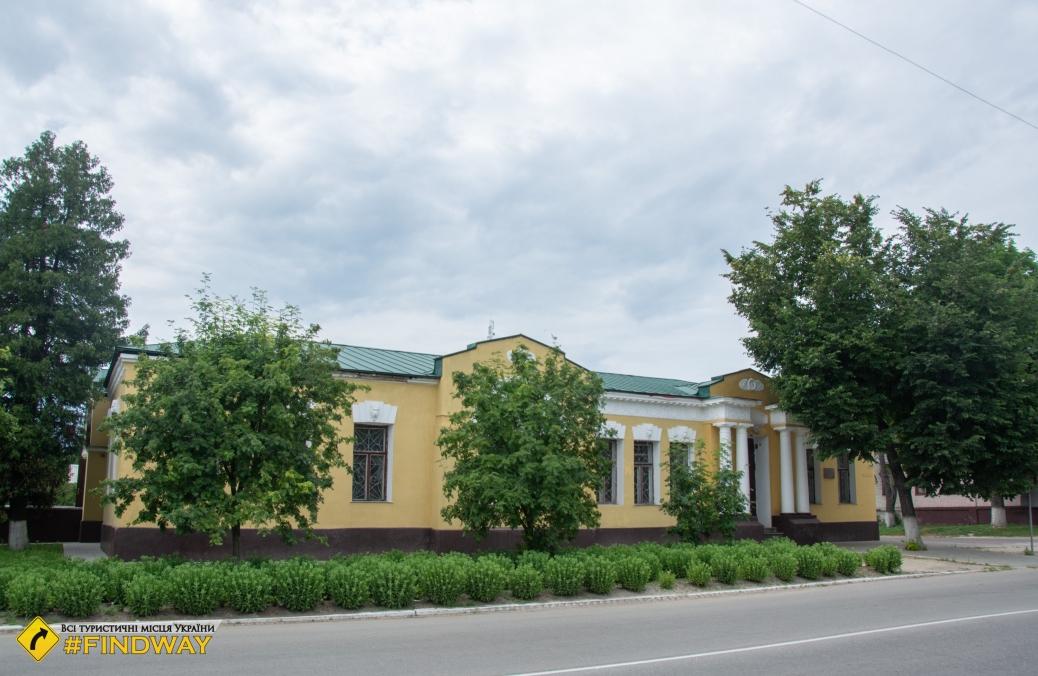 Museum of Local Lore, Putivl