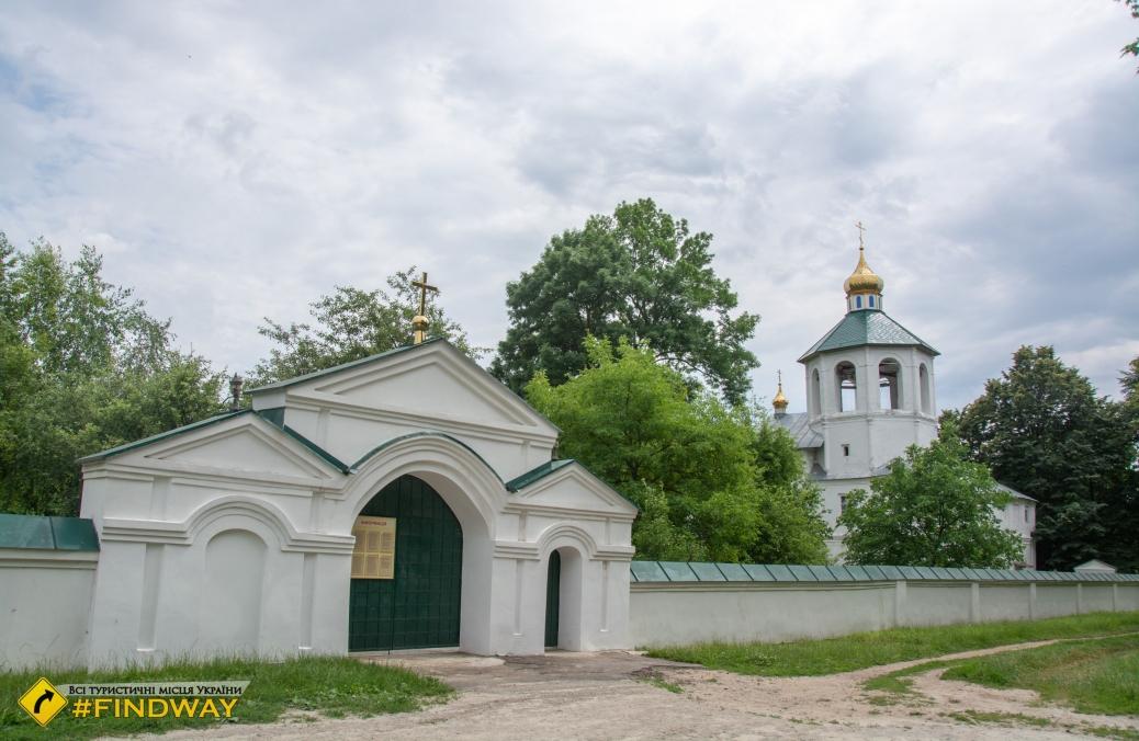 Спасо-Преображенський собор (1617р), Путивль