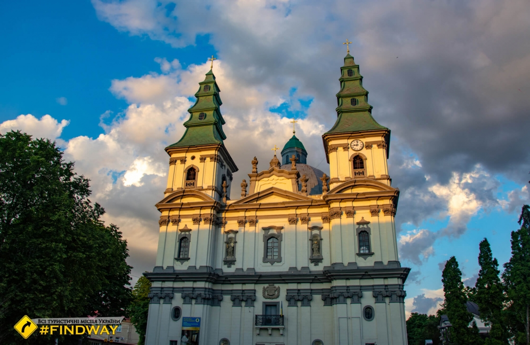 Immaculate Conception of Blessed Virgin Mary Cathedral, Ternopil