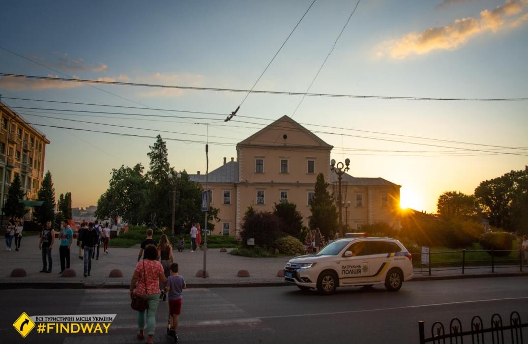 Старий замок, Тернопіль