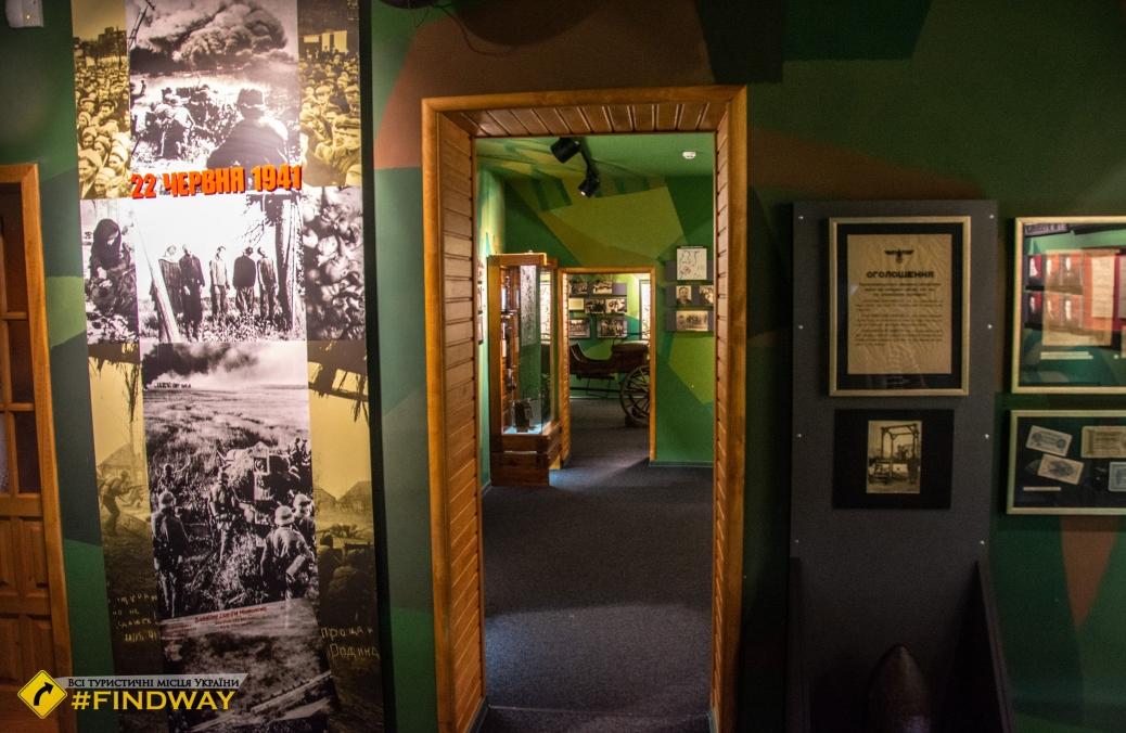 Музей партизанской славы «Спадщанский лес», Спадщина