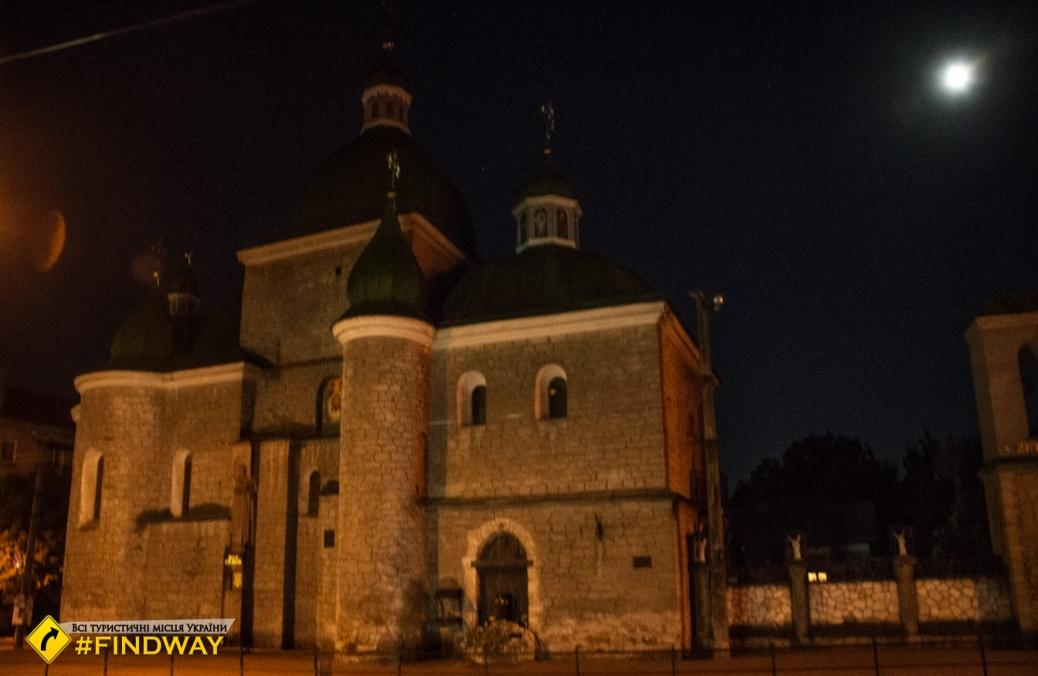 Cathedral of Christ Nativity, Ternopil