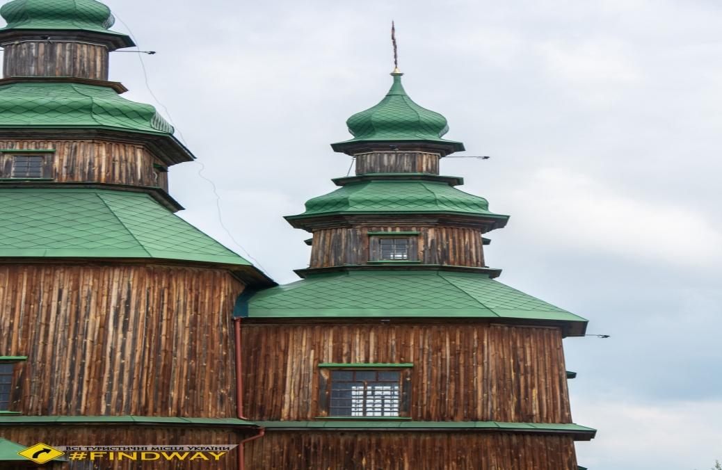 Holy Trinity Church (1773), Pustovoitivka