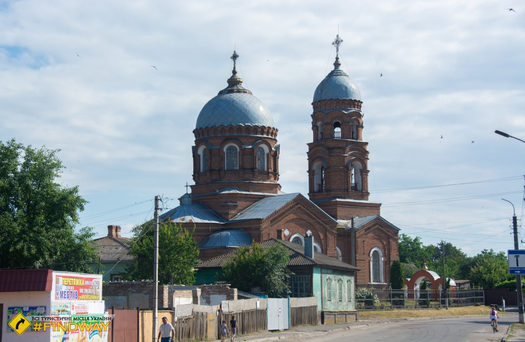 St. Nicholas Church (1912), Lebedyn