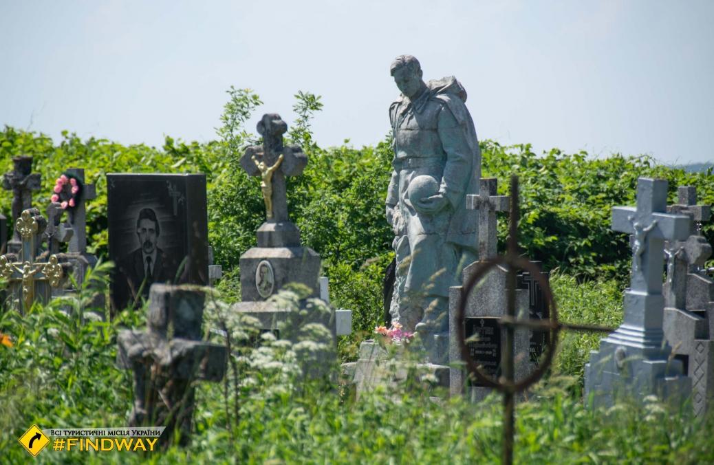 Каплиця Цетнерів на старому цвинтарі, Підкамінь