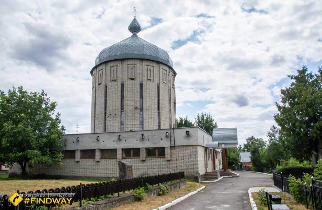Icon of the Mother of God Church, Vinnytsia