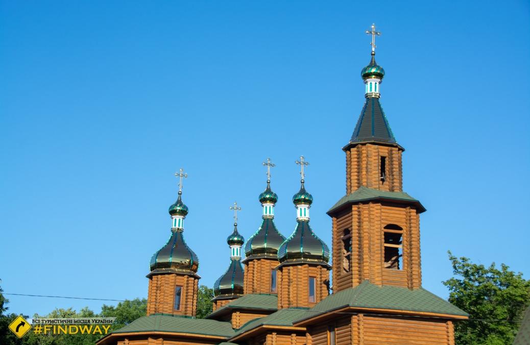 Holy Spirit Church, Bohodukhiv