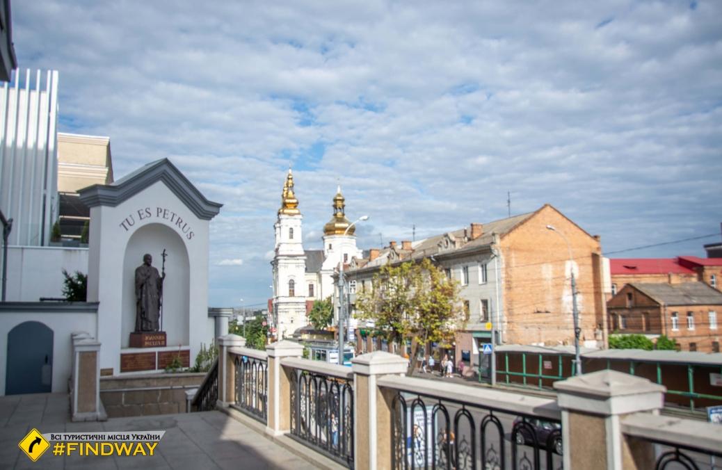 Костел Святой Девы Марии Ангельской, Винница