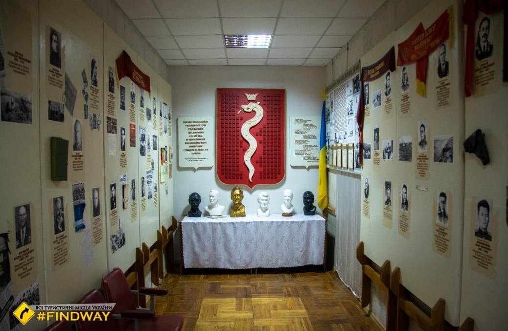Краєзнавчий музей, Зміїв