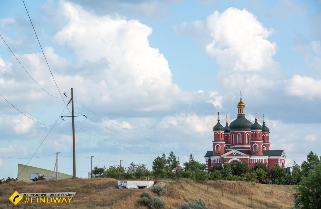 Church of George the Victorious, Genichesk