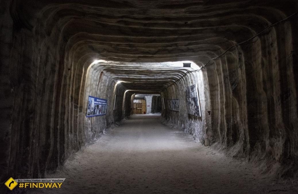 Salt mine, Soledar