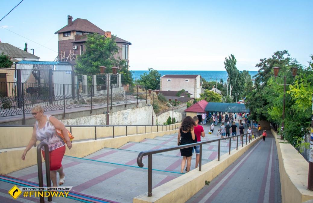 Seaside, Genichesk