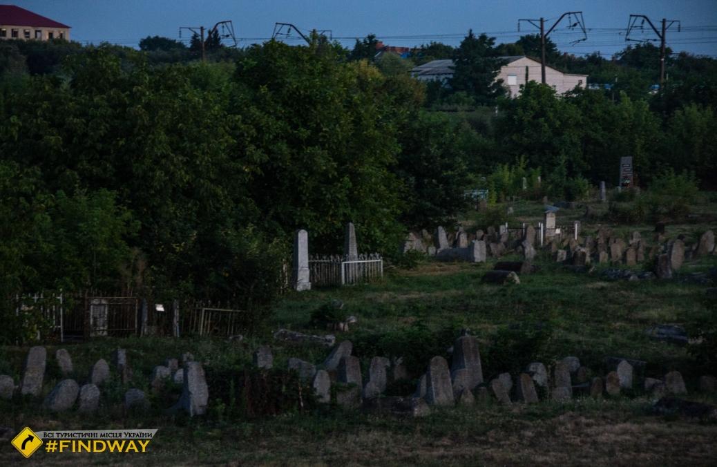 Могила Леві Іцхака, Старе єврейське кладовище, Бердичів