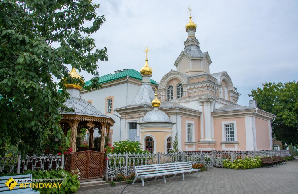 Корецький Свято-Троїцький жіночий монастир (1620р)
