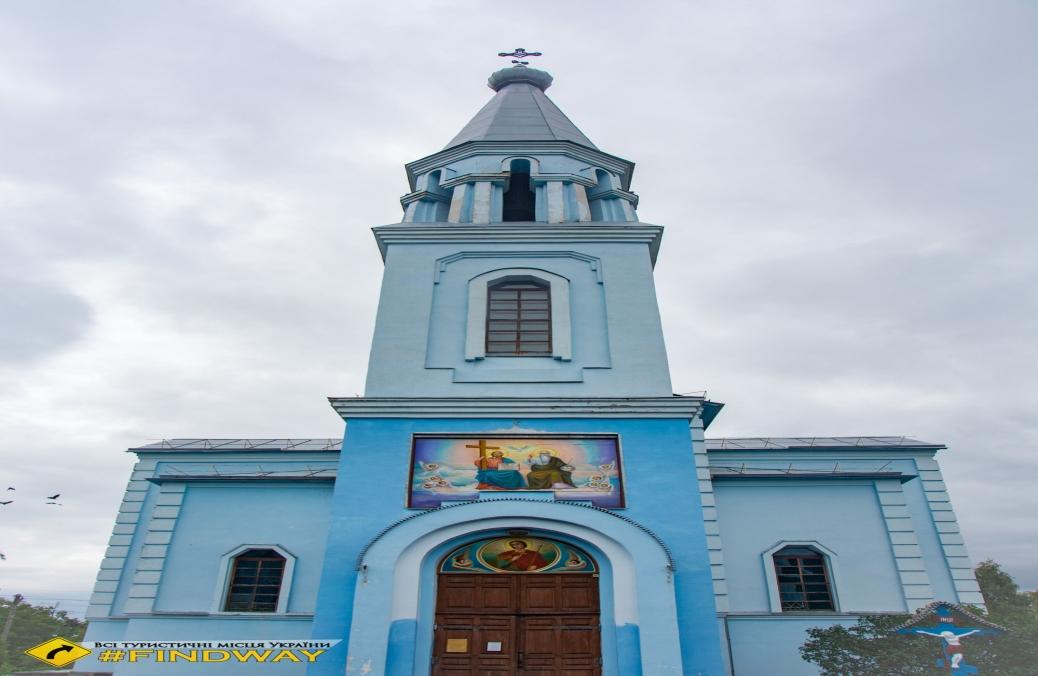 Свято-Димитриевская церковь, Малин