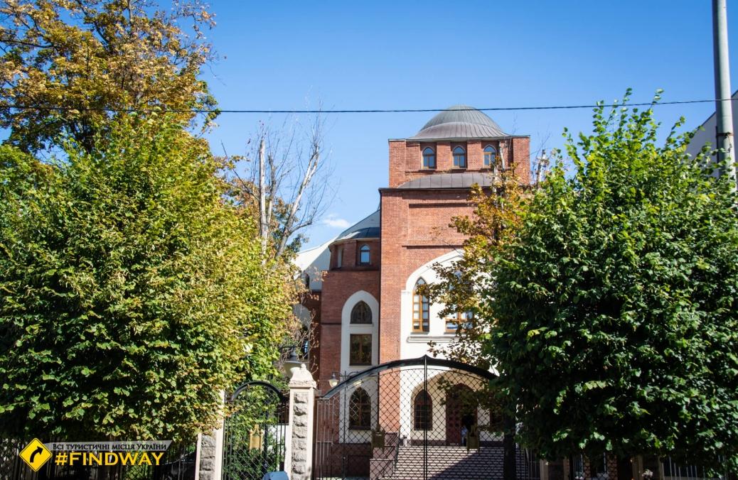 Хоральна синагога, Харків