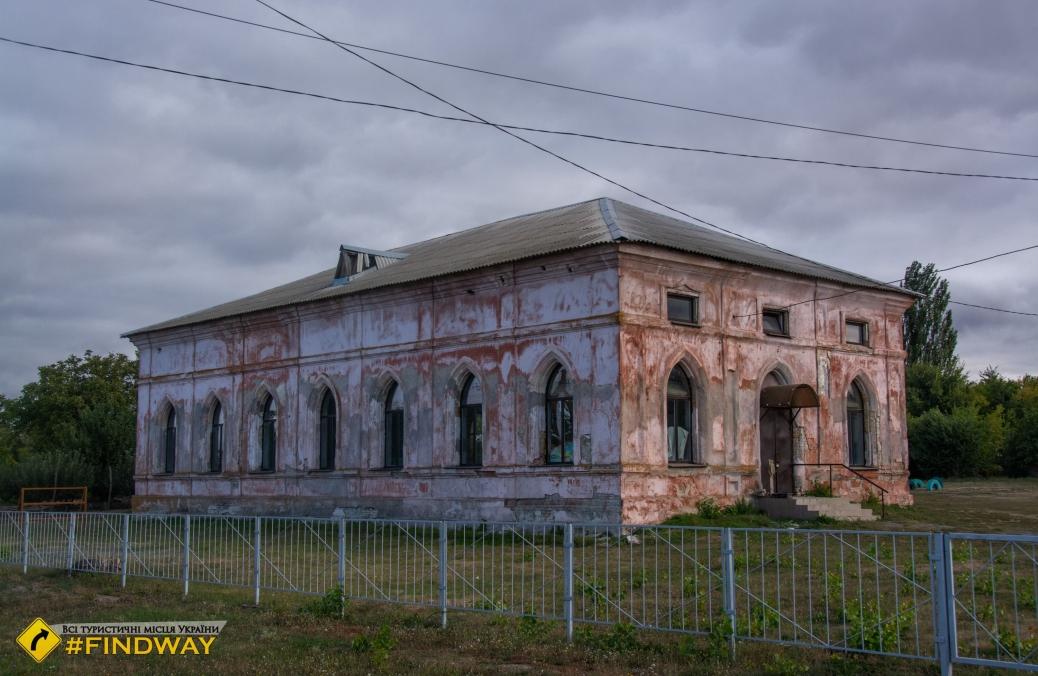 Школа меннонитов, Николай-Поле