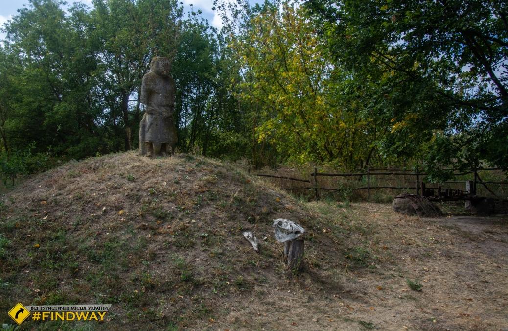 Хортицкие плавные и святилище Протовче, Запорожье