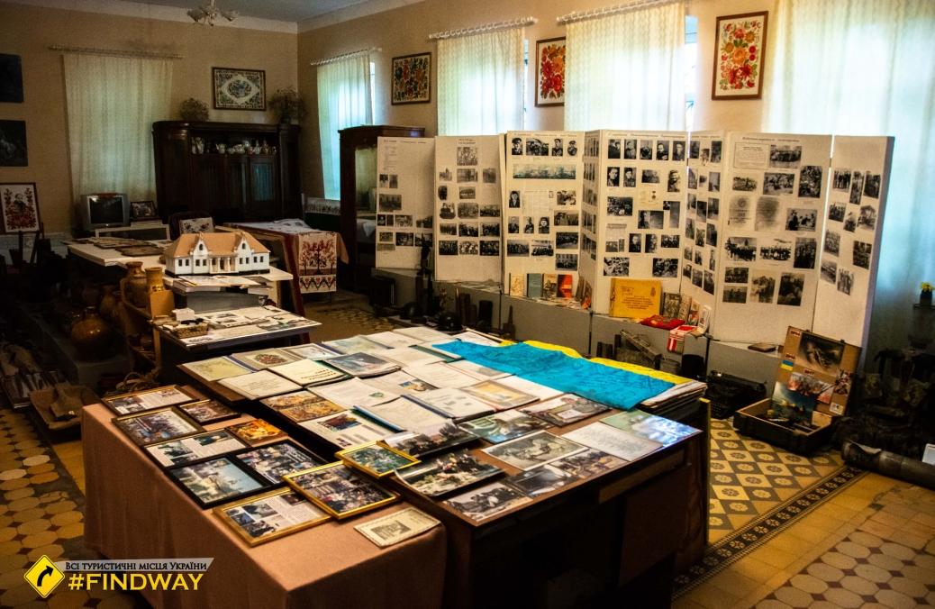 Етнографічний музей, Будинок братів Бергманів, Солоне