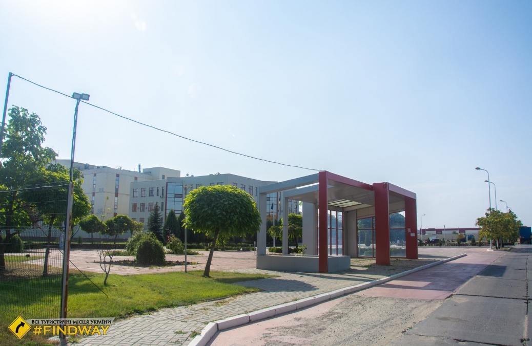 Музей горілки, Малинівка