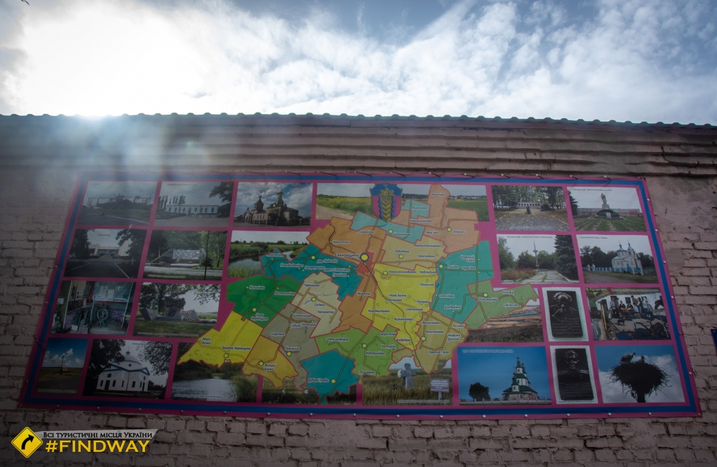 Этнографический музей, Сахновщина