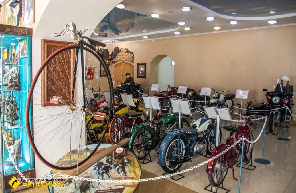 Музей Мотор сич (музей техники Богуслаева), Запорожье