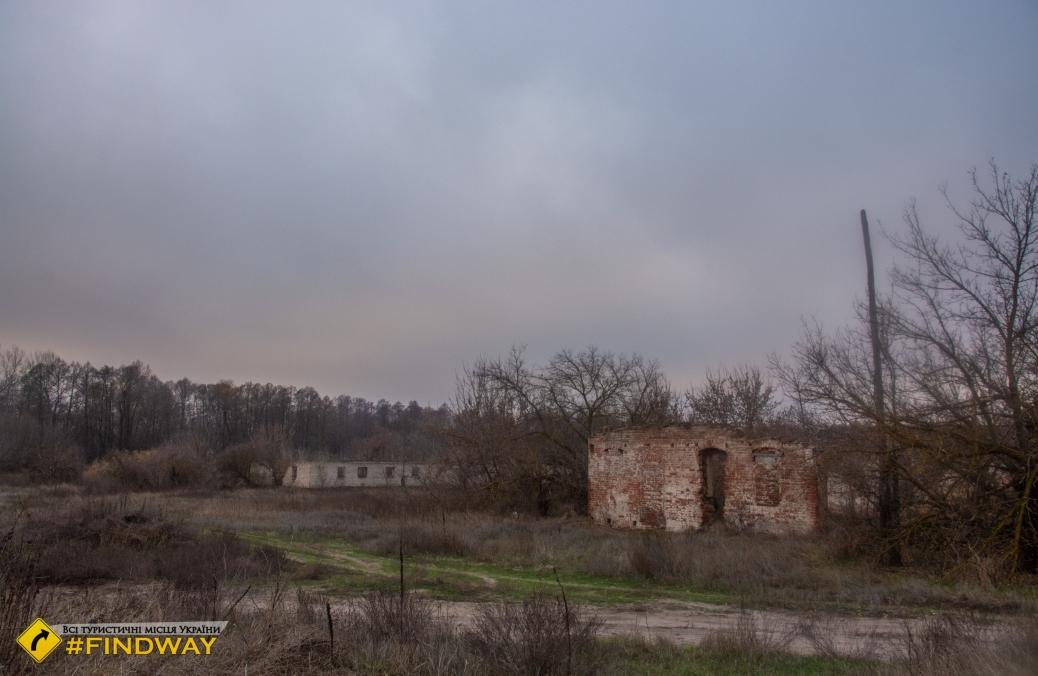 Усадьба дворян Балашовых, Репьяхивка