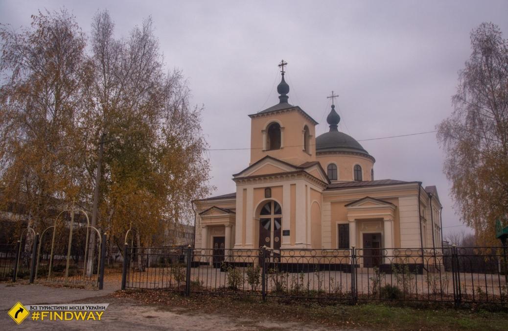 Миколаївський храм (1820р), Харків