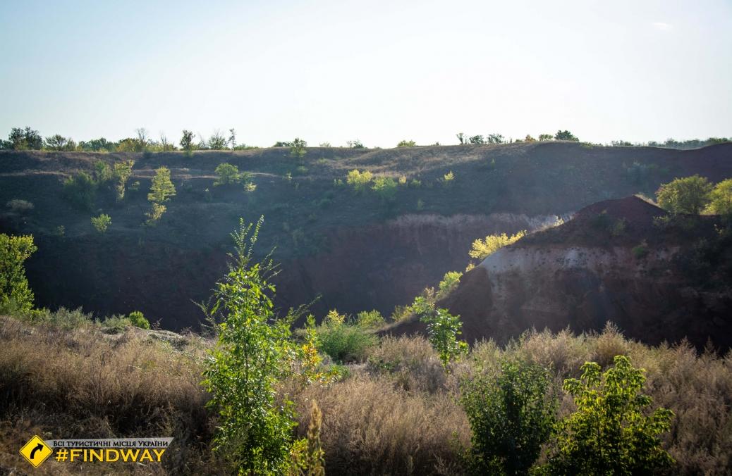 Зоны обрушения шахт, Кривой Рог