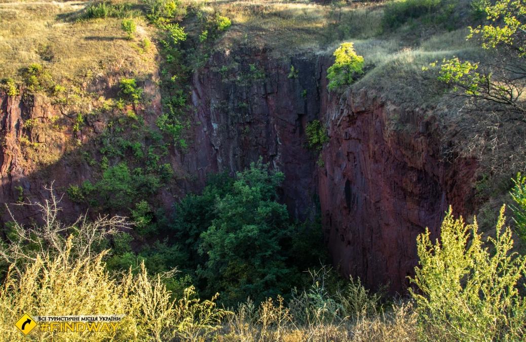 Зони обрушення шахт, Кривий Ріг